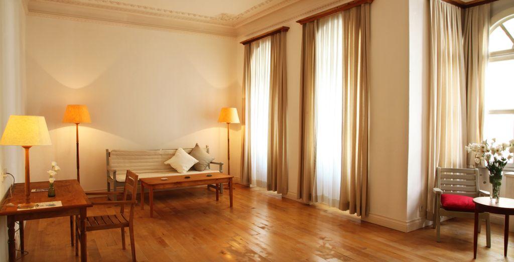 130 m² di comfort