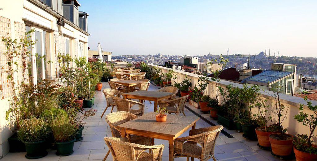 Volete trascorrere una splendida vacanza a Istanbul?