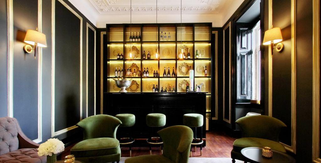 Rilassatevi con un buon cocktail dopo una giornata passata alla scoperta di Lisbona