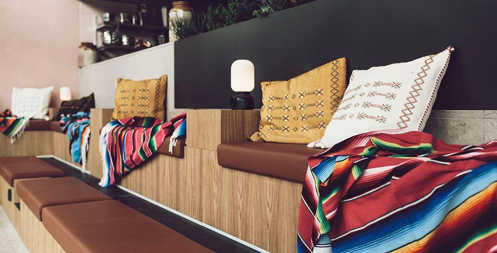 Il Clarion Stockholm Hotel 4* vi sta aspettando con i suoi interni arredati con uno stile caldo e accogliente