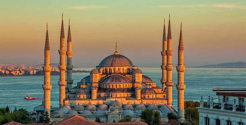 Partite per un soggiorno unico, Istanbul vi attende