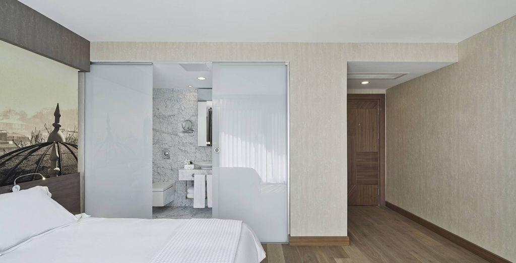 una Deluxe Double Room