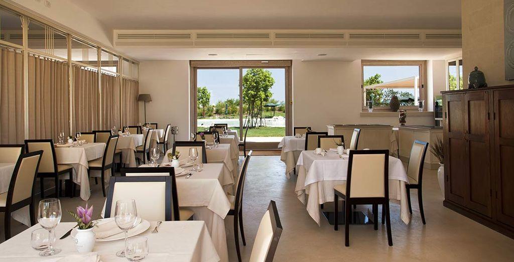 Prenotate un tavolo a ristorante