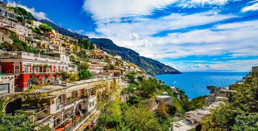 o un tour della Costiera Amalfitana e delle sue bellezze
