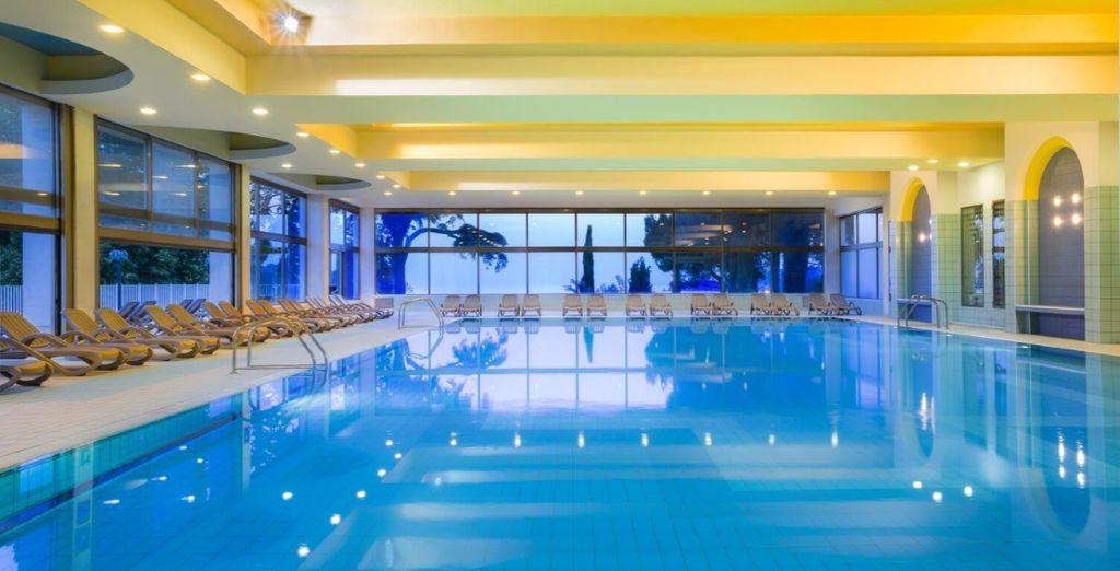 Il centro Wellness & Spa offre servizi di altissimo livello