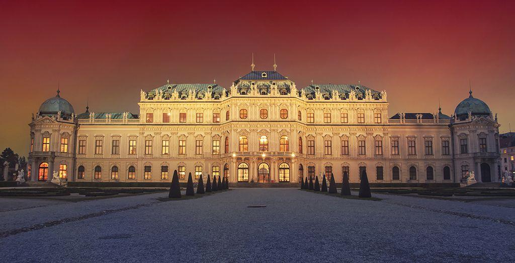 in una delle città più belle ed affascinanti d'Europa