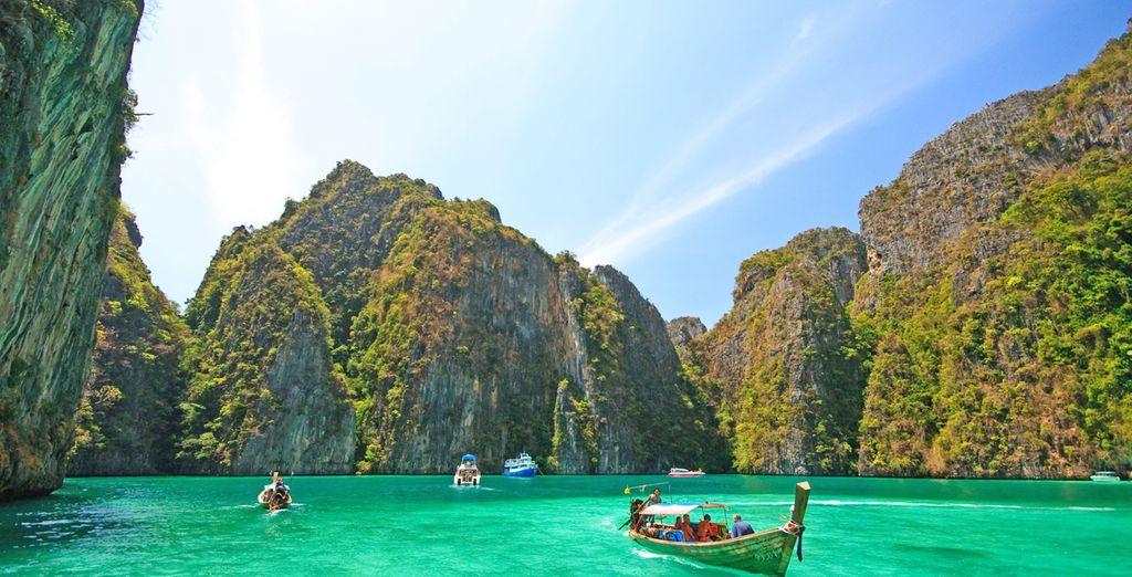 E rendere ancora più indimenticabile il vostro soggiorno thailandese.