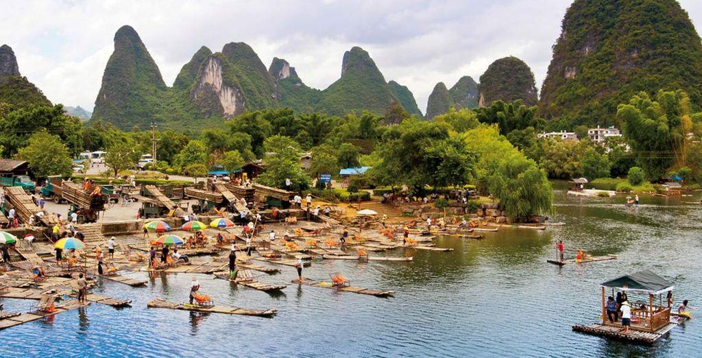 Scoprirete il fascino di Tongli, millenaria città sull'acqua