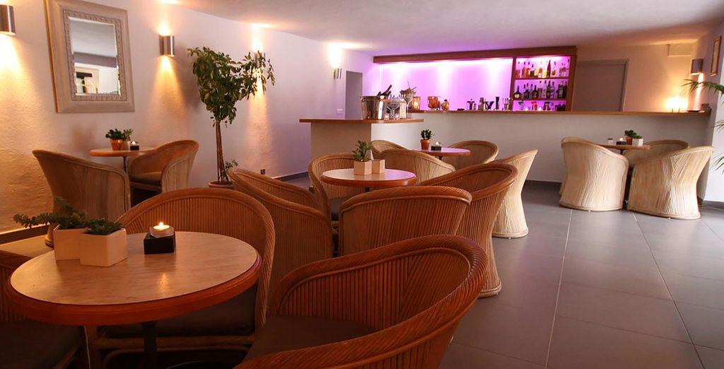 Il bar vi offrirà ottimi cocktail