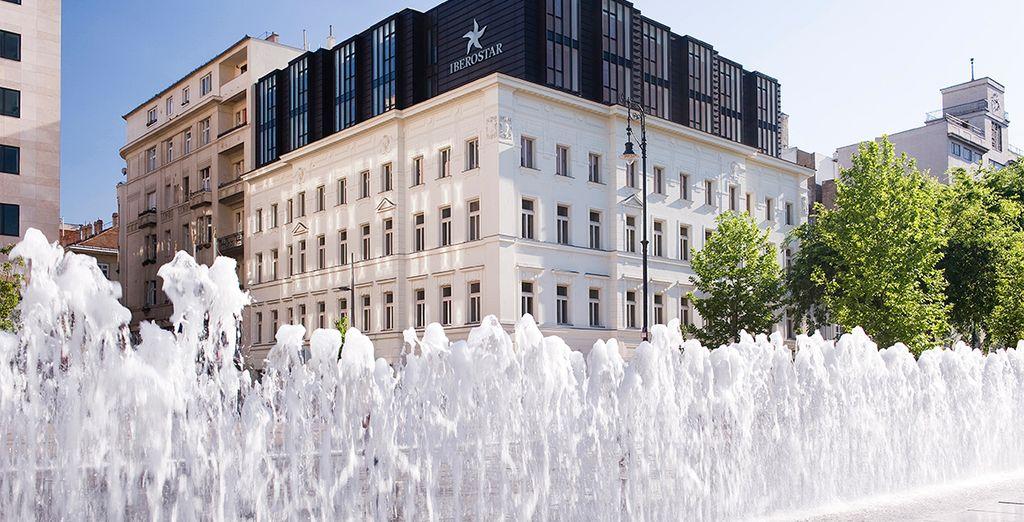 L'Iberostar Grand Hotel Budapest 5* è pronto ad accogliervi