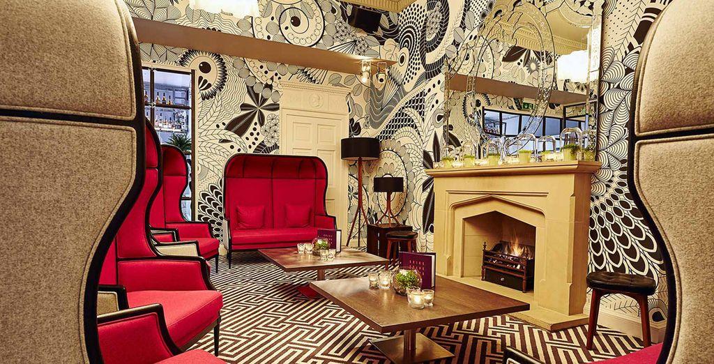 Benvenuti nel boutique hotel più chiacchierato di Edimburgo