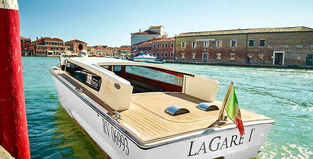 Benvenuti nell'elegante e suggestiva Venezia