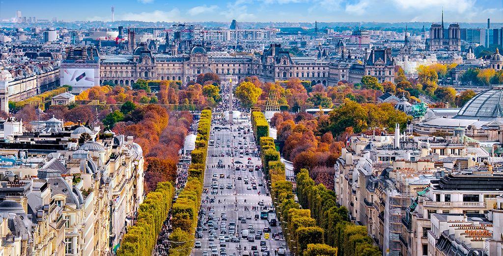 Amastan Paris 4*