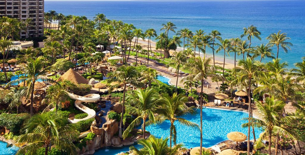 Marina del Rey Hotel 4* & The Westin Maui Resort & Spa, Ka'anapali 4* - paccheti vacanze