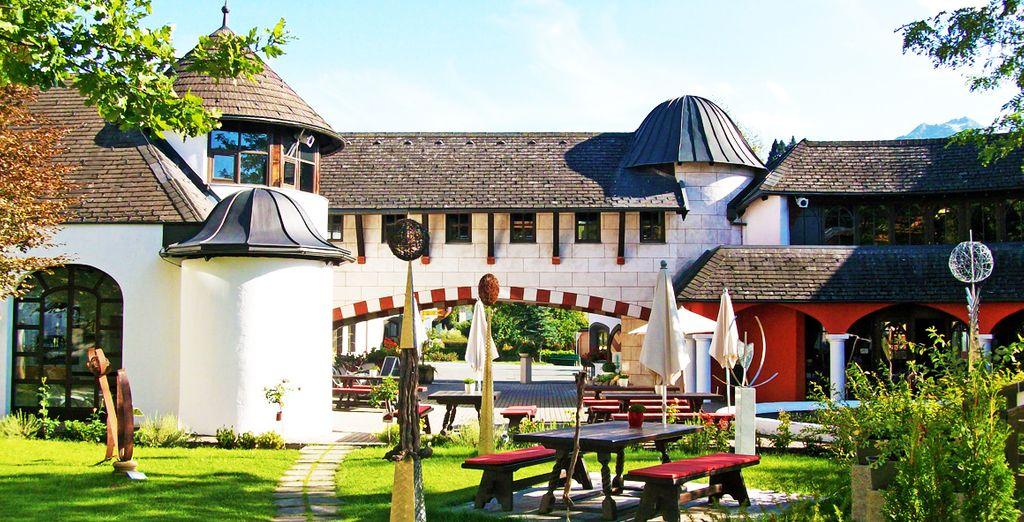 Benvenuti in Tirolo
