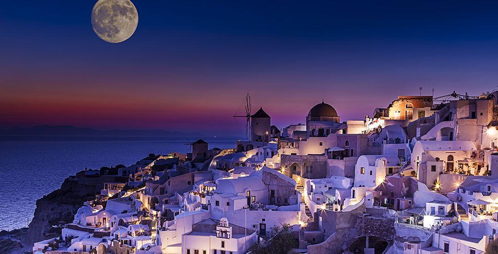 Sognate Santorini!