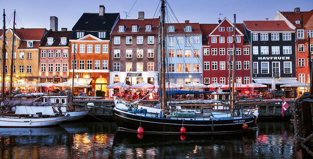 Fly and drive isole Faroe e Copenhagen