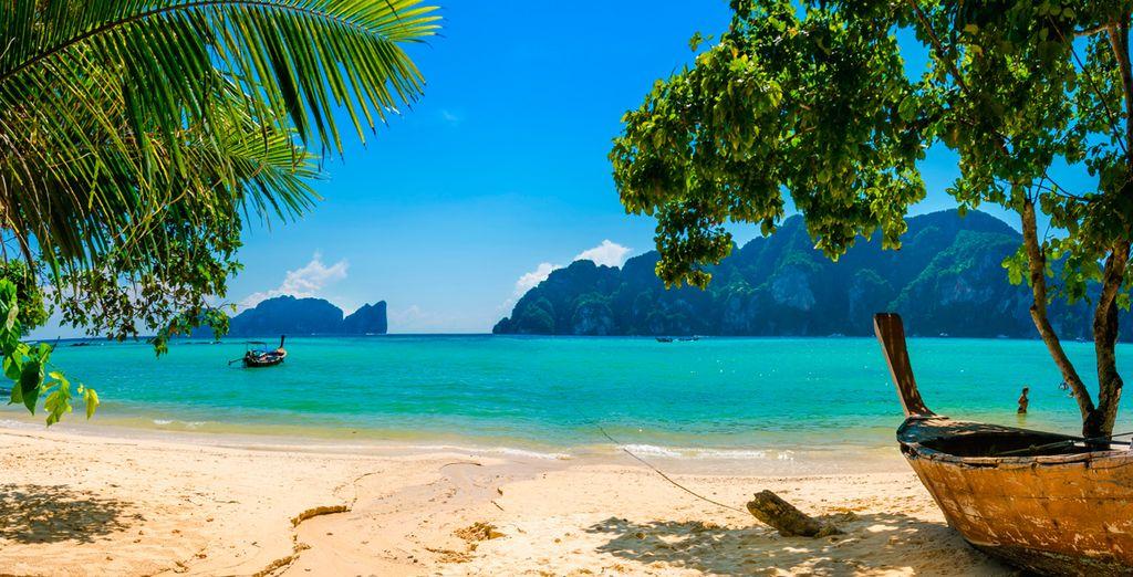 Scoprite le spiagge paradisiache della Thailandia
