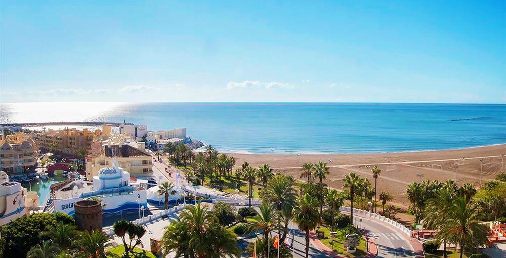 Benvenuti sotto lo splendente Sole spagnolo