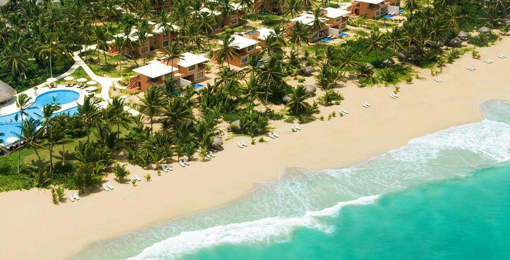 Benvenuti al Boutique Hotel Sivory immerso in un oasi tropicale