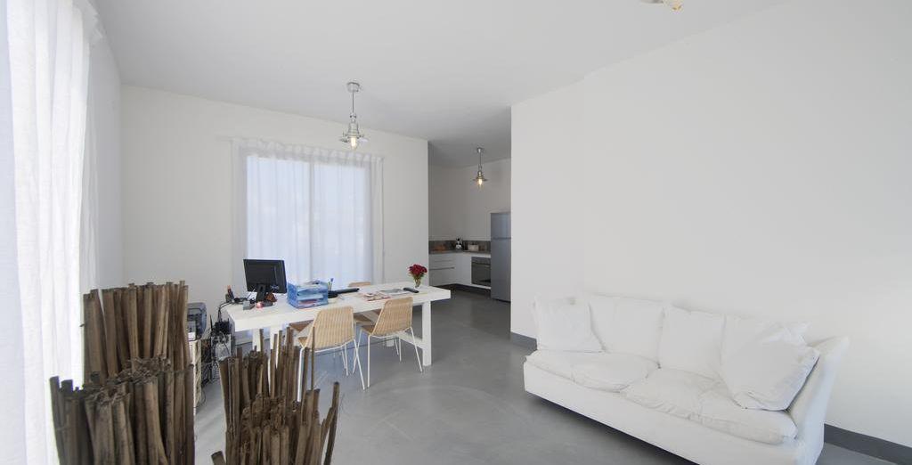 In base all'offerta scelta potrete soggiornare in Appartamenti Monolocali