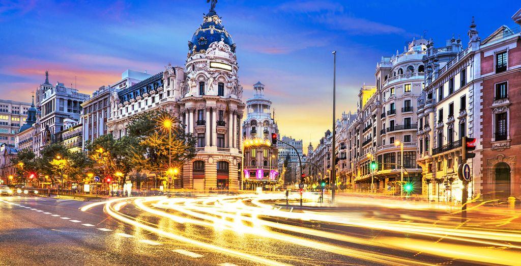 Benvenuti a Madrid
