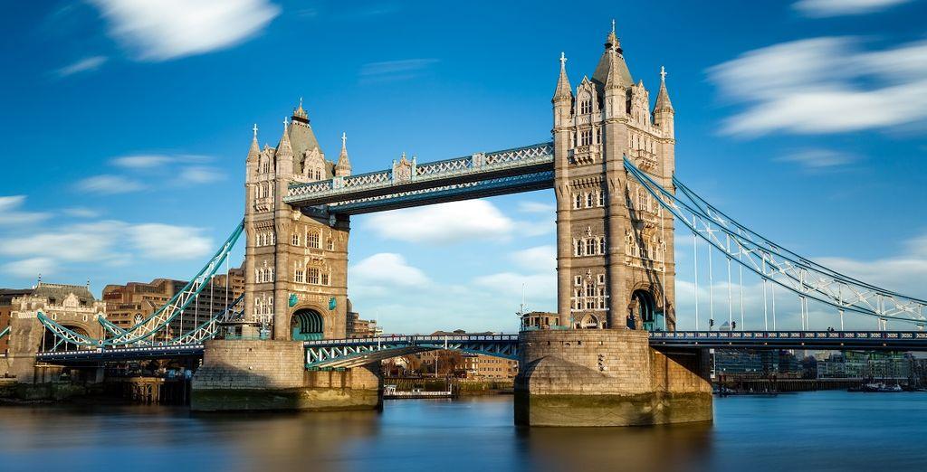 Benvenuti a Londra, una delle più importanti metropoli al mondo