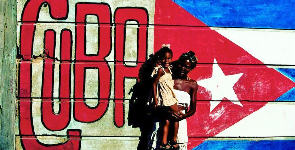 Benvenuti a Cuba