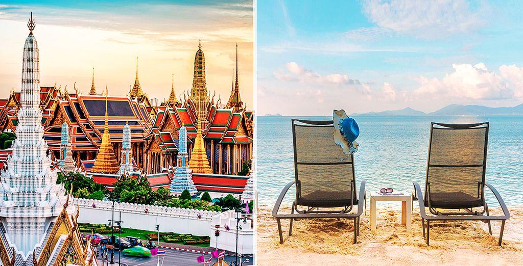 Partite per un meraviglioso combinato in Thailandia, da Bangkok a Koh Samui