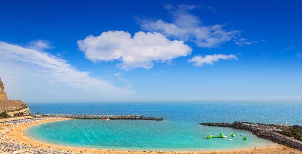 Spiagge di sabbia fine e vacanze economiche a Puerto Rico