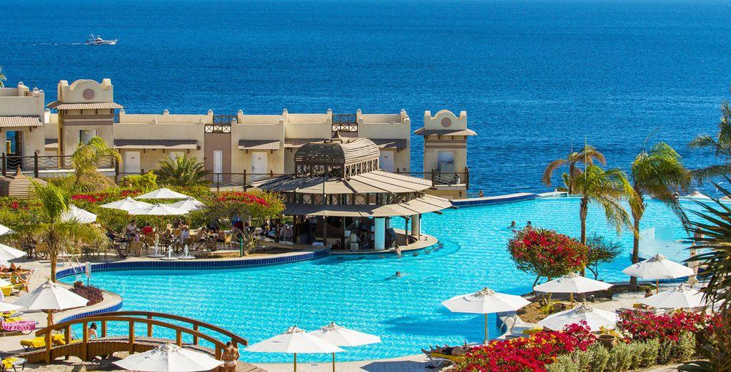 Sharm El Sheikh, mare e panorami indimenticabili