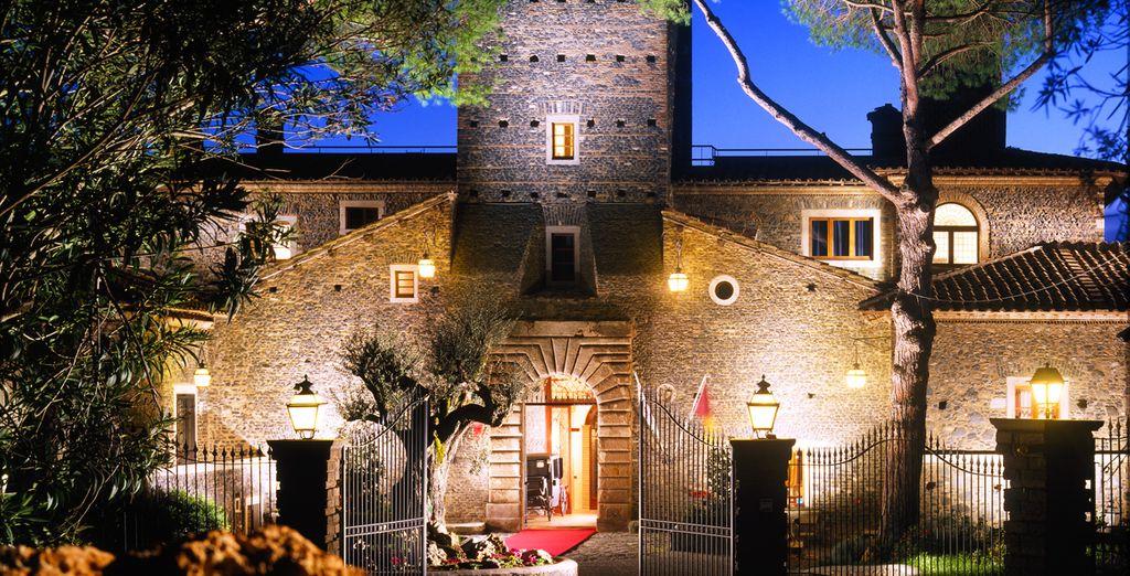 Castello della Castelluccia 4*