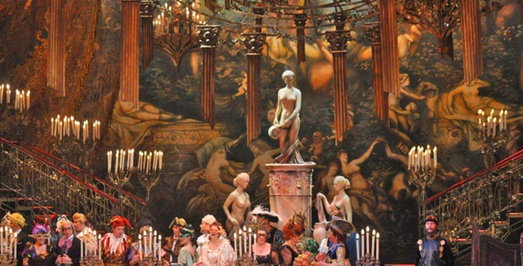 L'Hungarian State Opera è pronto ad accogliervi