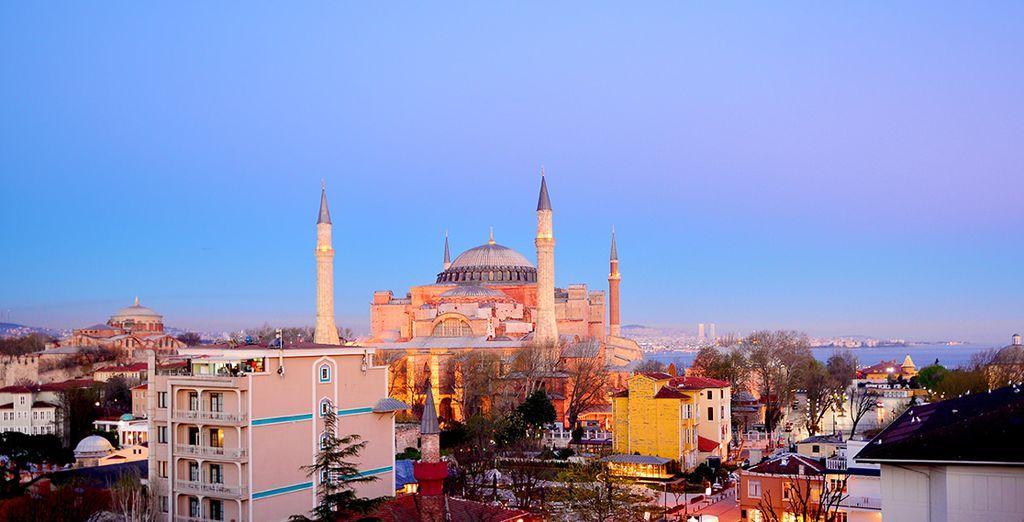 Benvenuti a Istanbul