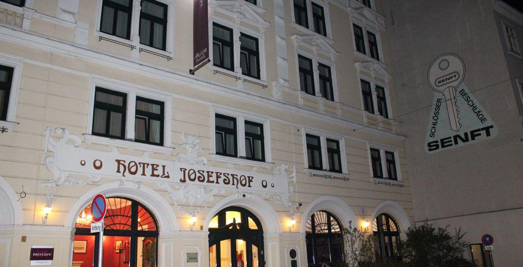 Mercure Josefshof 4*