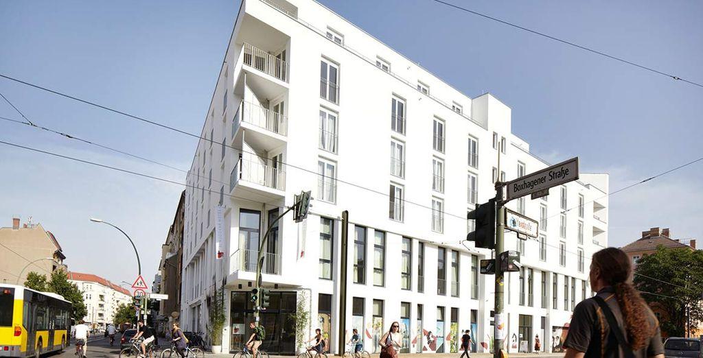 Un Hotel completamente eco sostenibile