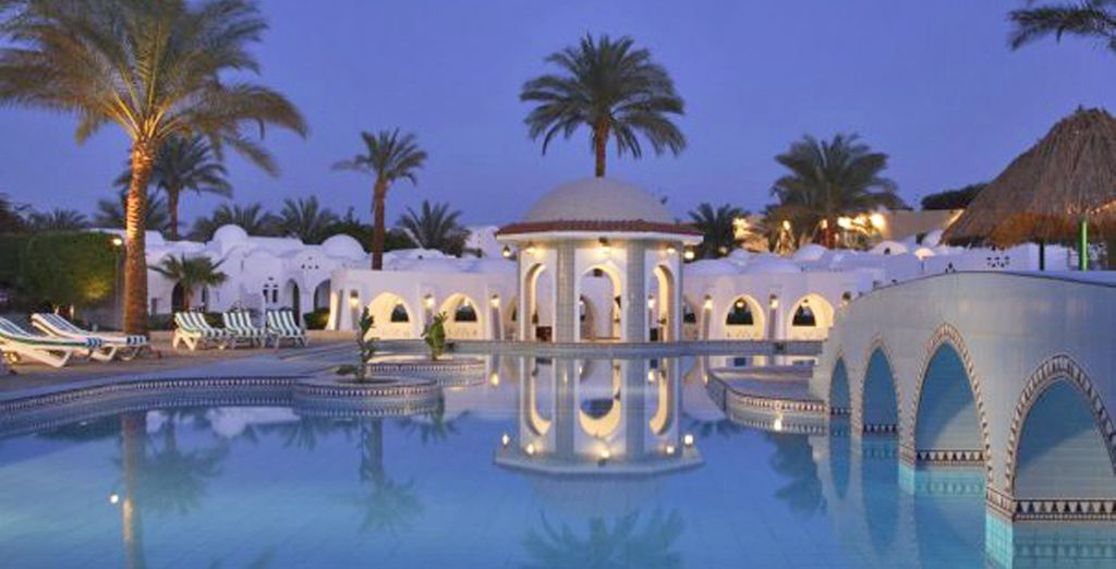 Presso il vostro Sonesta Beach Resort 5*