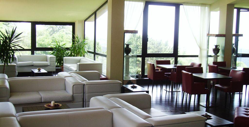 Tutto è curato nei dettagli per garantirvi un soggiorno all'insegna del massimo del comfort