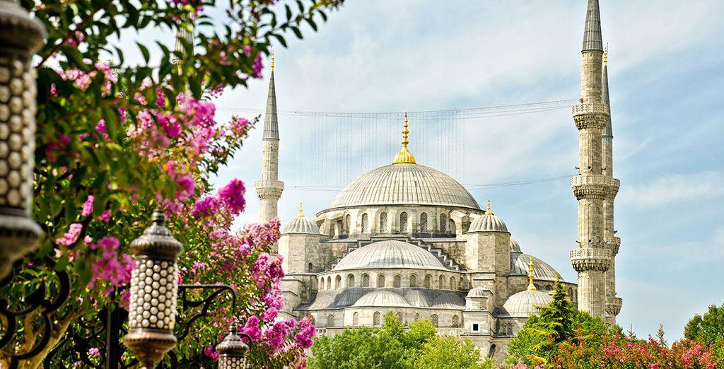 Istanbul, una città affasciante vi attende...