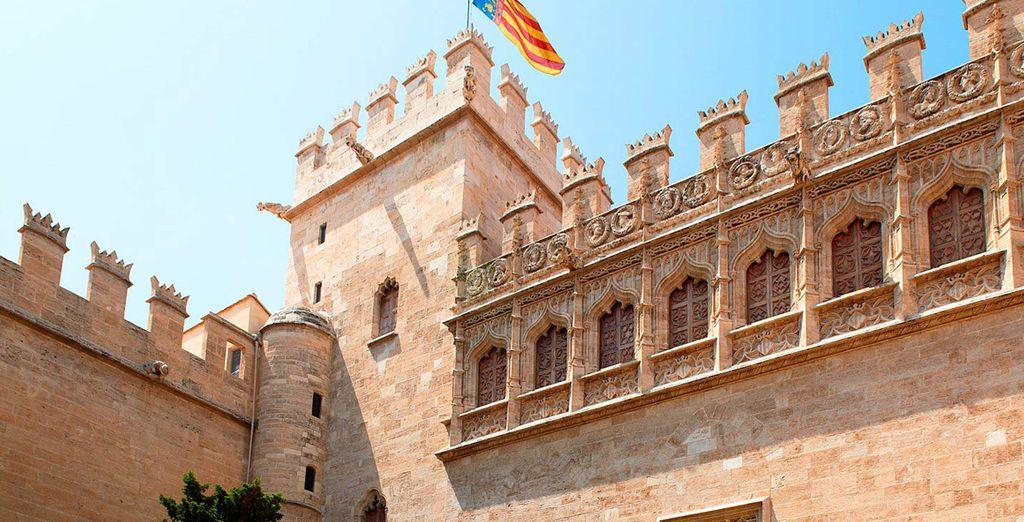 Il Westin Valencia è il punto di partenza perfetto per partire alla scoperta della città