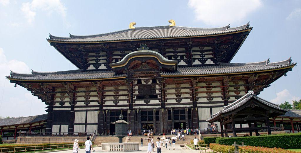 Nara Templio Todaiji
