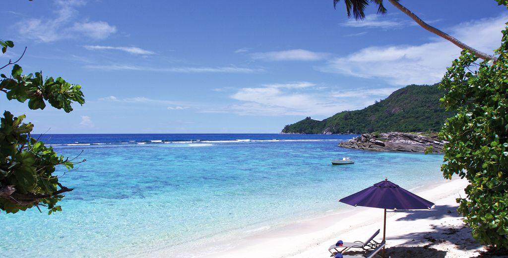 ...e una spiaggia da sogno