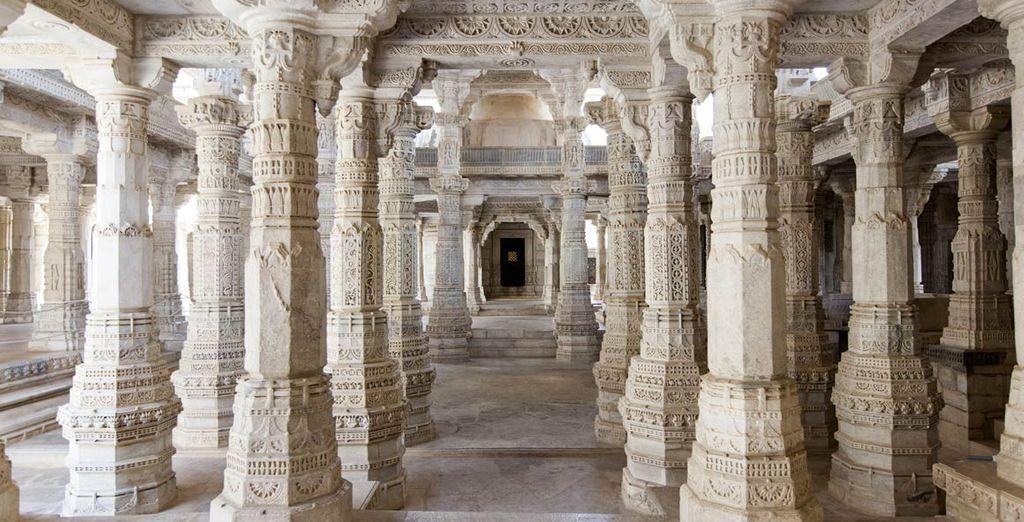 Monumenti storici e templi in India
