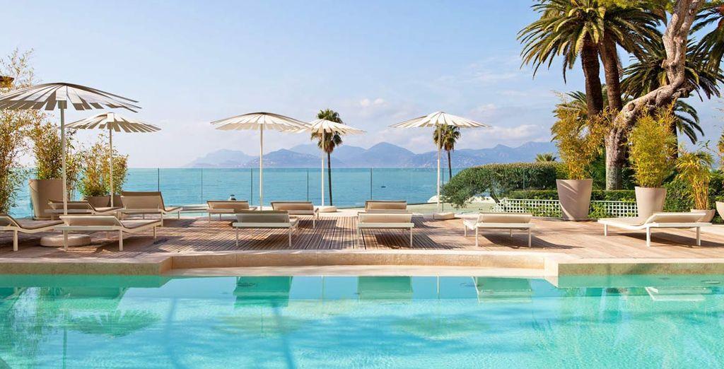 Cannes, vi aspetta per un soggiorno all'insegna del relax