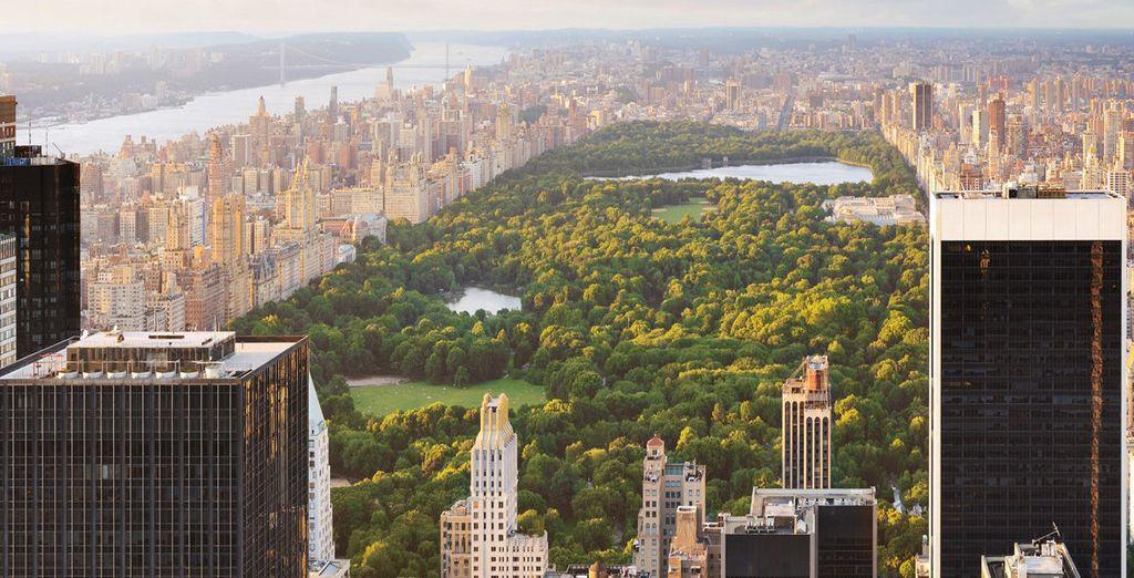 Scoprite Central Park: è a due passi dal vostro hotel