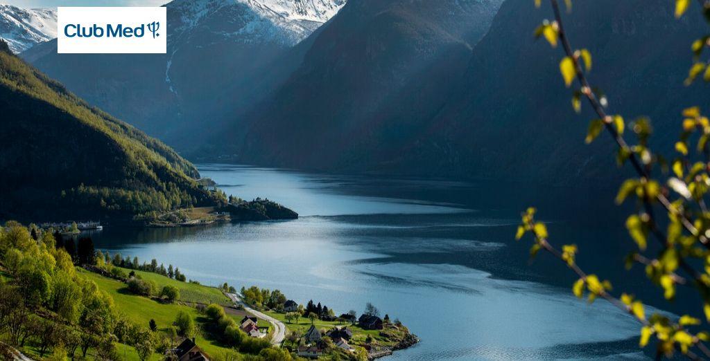 Benvenuti in Norvegia!