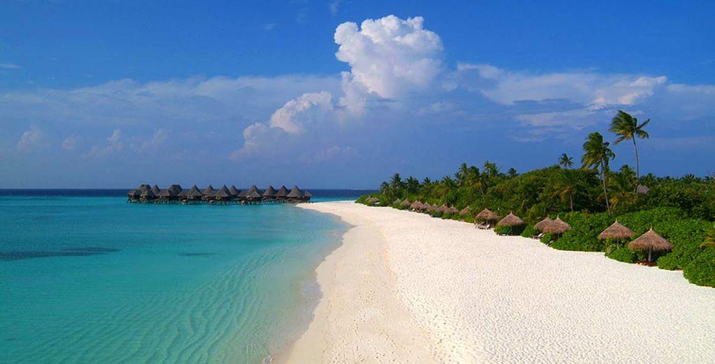 Regalatevi una vacanza da sogno: partite per le Maldive