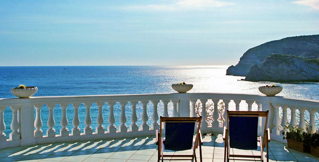 Ischia è uno dei luoghi più suggestivi d'Italia