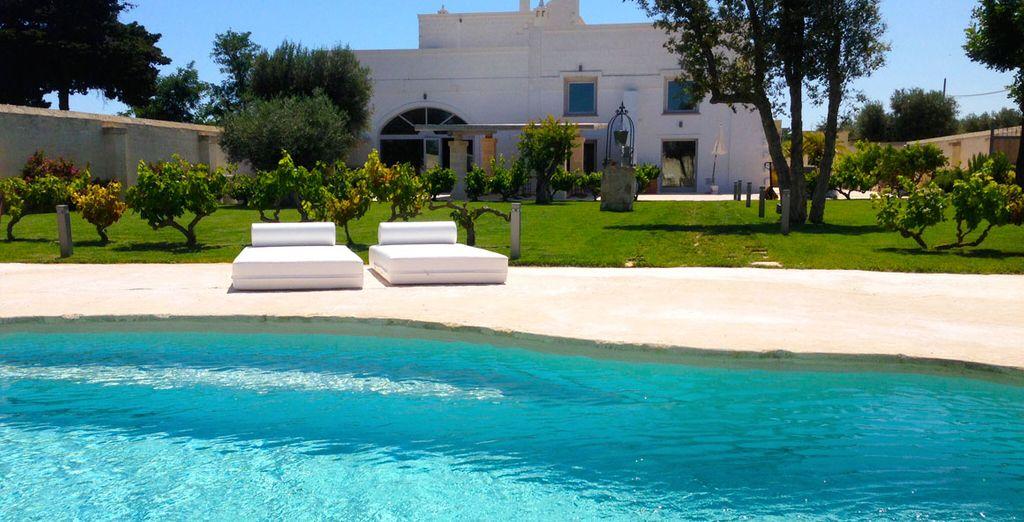Benvenuti a Fasano, nel cuore della Puglia