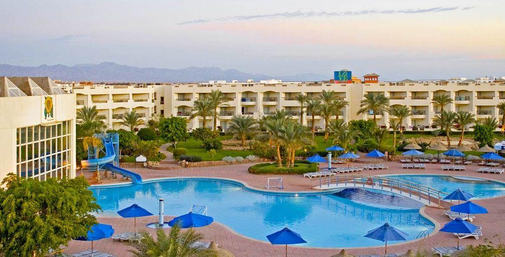 Scoprite le atmosfere da sogno del vostro Resort